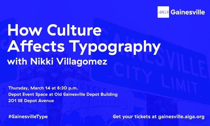 Nikki Villagomez: How Culture Affects Typography